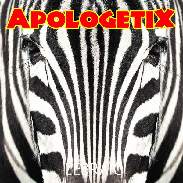 Christopher 164's Music Zone: ApologetiX's latest album